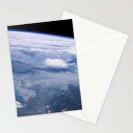 949. Earth Observations taken by the Expedition 13 crew Stationery Cards