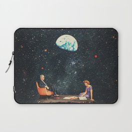 I'm Not going Anywhere Laptop Sleeve
