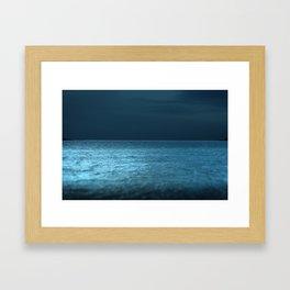 Mir Framed Art Print