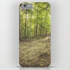 woods iPhone 6 Plus Slim Case