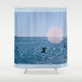 enternitá Shower Curtain
