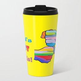 God's Got This! Travel Mug