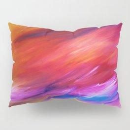 Vibrant Sunset Pillow Sham