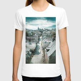 Dinan's Rooftops T-shirt