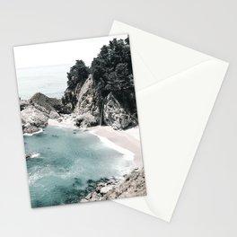 California Beach Stationery Cards