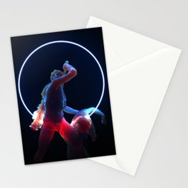 Light of Death Stationery Cards