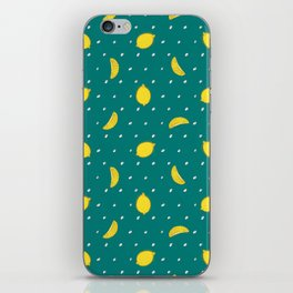 Lemon + Sugar + Water  iPhone Skin