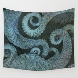 Octopus 2 Wall Tapestry