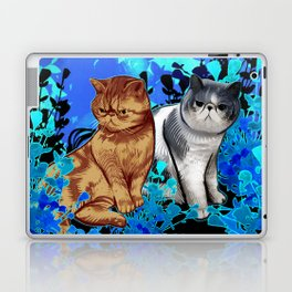 Fitzroy the Cat Laptop & iPad Skin