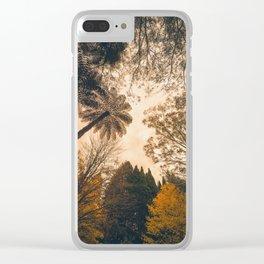 Mount Wilson, Australia Clear iPhone Case