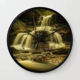 Forest secrets Wall Clock