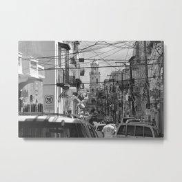 Disturbance Metal Print