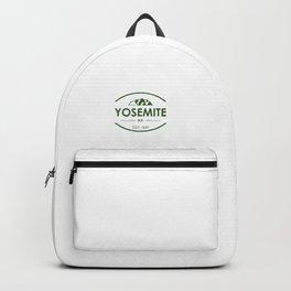 Yosemite National Park Backpack