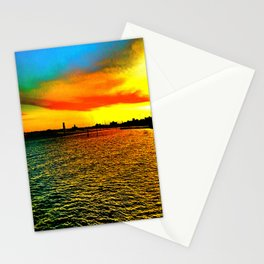 Shadow of Night  Stationery Cards