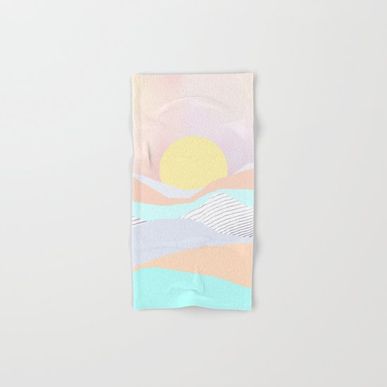 Rise Hand & Bath Towel