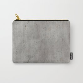 Dirty Bare Concrete Carry-All Pouch