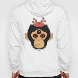 3rd Eye Chimp & Psychedelic Mushrooms Hoody