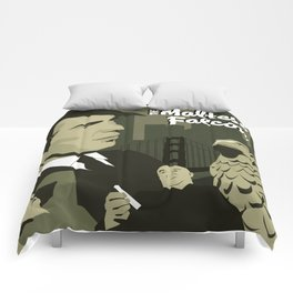 The Maltese Falcon Comforters