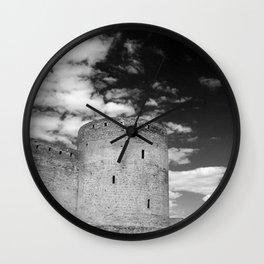 Ukrainian Castle Wall Clock