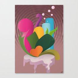 Coeur  Canvas Print