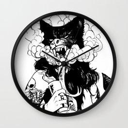 Muse I Wall Clock
