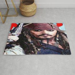 Jack Sparrow Rug