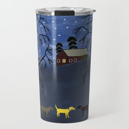 Desire Under the Elms Travel Mug