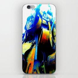 Technicolor Cellos  iPhone Skin