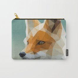 Polygon Fox Carry-All Pouch