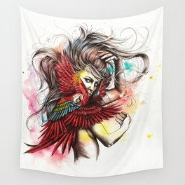 My spirit animal Wall Tapestry