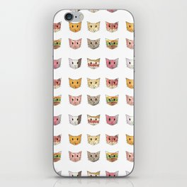 Food & Cats iPhone Skin