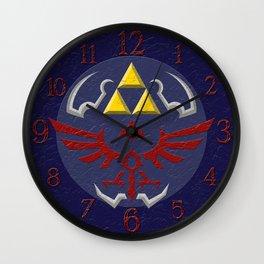Legend of Zelda Wall Clock Wall Clock