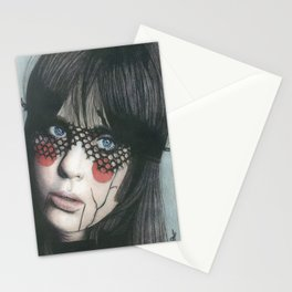 Zooey Doll Stationery Cards