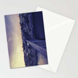 Porto across the bridge. Stationery Cards