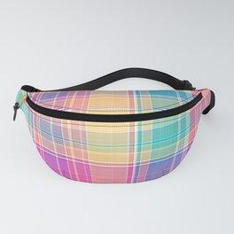 Colorful Sarong 3 Fanny Pack