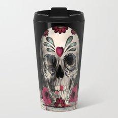 Pulled Sugar Travel Mug