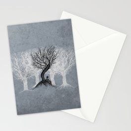 Beneath the Branches Stationery Cards