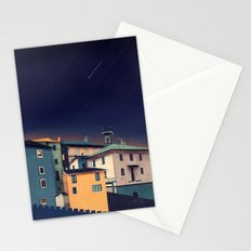 Castles at Night Stationery Cards