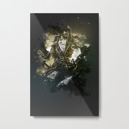 League of Legends GANGPLANK Metal Print