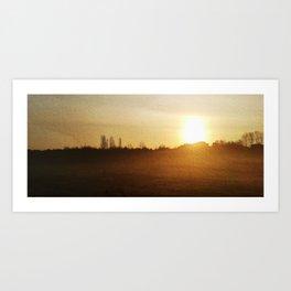 Buongiorno I Art Print