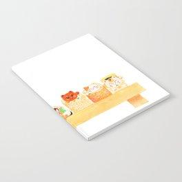 Maki Neko Notebook
