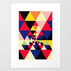 Homage to Max Bill (No.1) Art Print