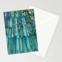 Underwater Reflection Stationery Cards