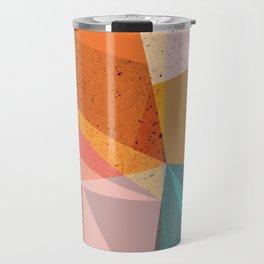Modern Geometric 67 Travel Mug