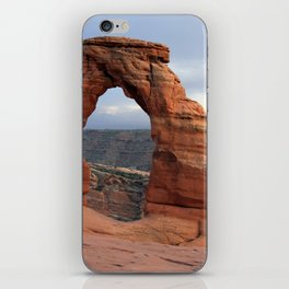 Delicate Arch, Arches National Park, Utah iPhone Skin