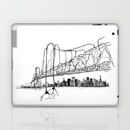 Neuron Bridge Laptop & iPad Skin