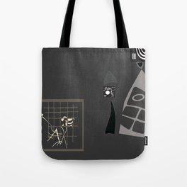 Kandinsky...comics! Tote Bag