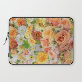 Summer Garden Laptop Sleeve