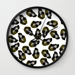Flushing Queens Wall Clock