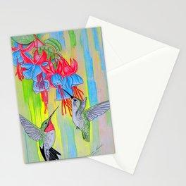 J Humming Bird Stationery Cards